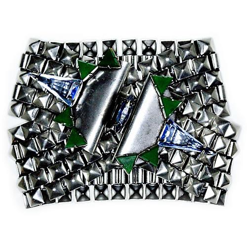 Peizhi Wrap Bracelet, Brass