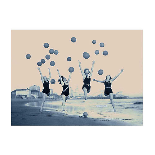 Philip Gendreau, Beach Balloons