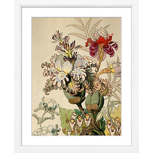 Japanese Fantasy Flower V