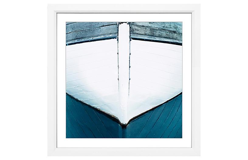 Boat Bow III - William Stafford Art