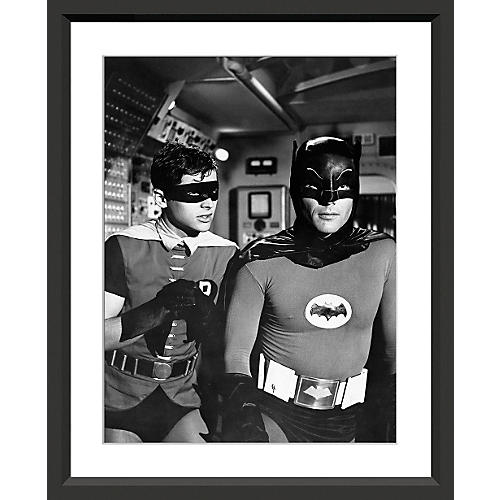 Batman & Robin, Batman & Robin