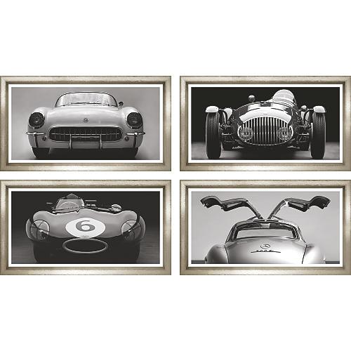 William Stafford, Vintage Cars (4-Pc)