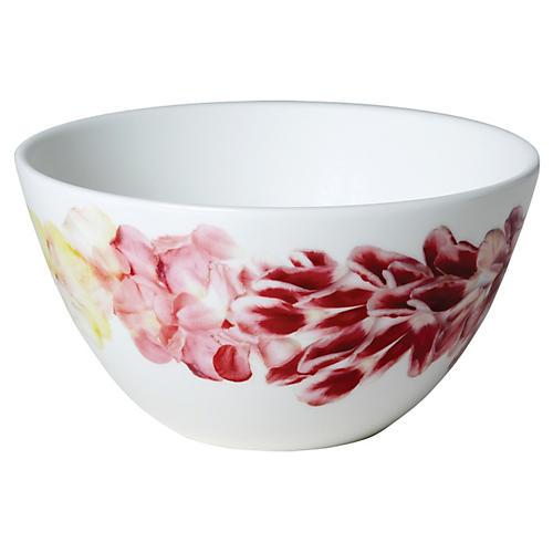 Petals Cereal Bowl