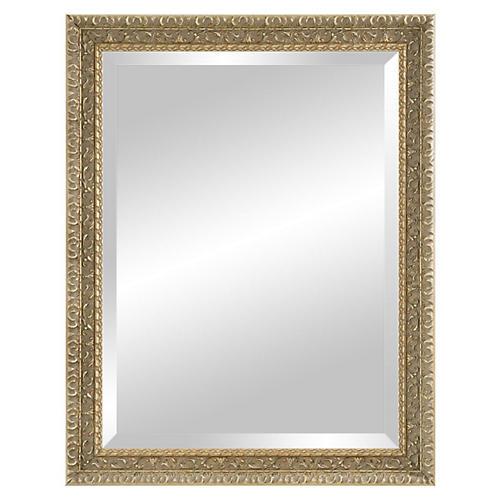 """Irene Mirror, 28"""" x 32"""""""