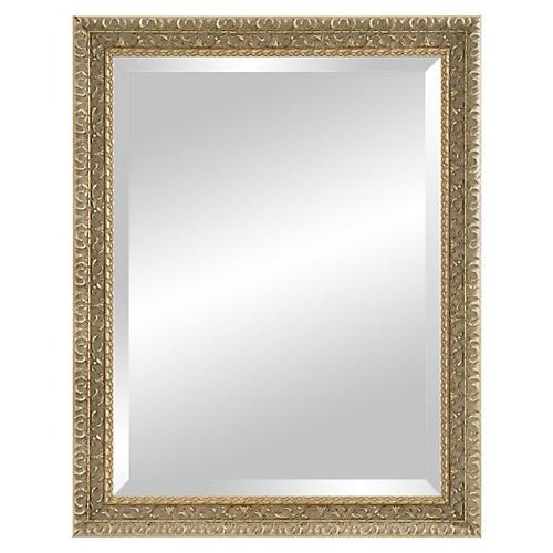 """Irene Mirror, 30"""" x 36"""""""