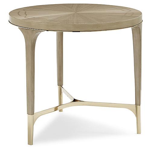 Ortega Side Table, Natural