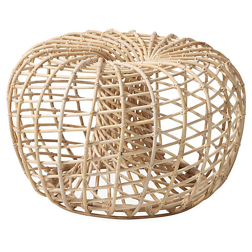 Nest Pouf, Natural