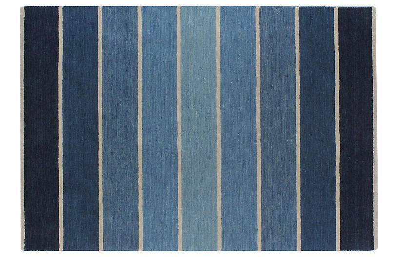 Drancy Rug, Blue