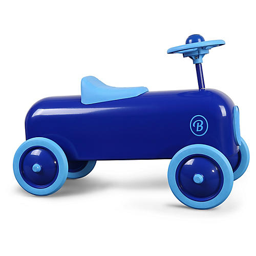 Racer Toy Car, Blue