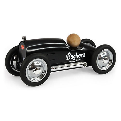 Roadster Toy Car, Black