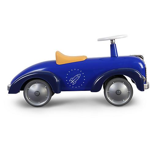 Speedster Toy Car, Blue