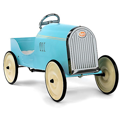 Legend Pedal Toy Car, Blue
