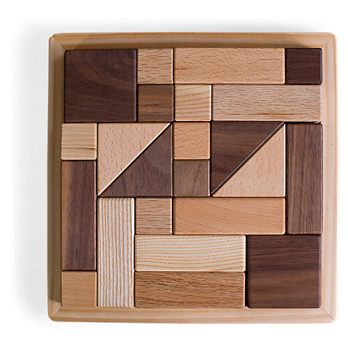 Kindler Puzzle, Natural