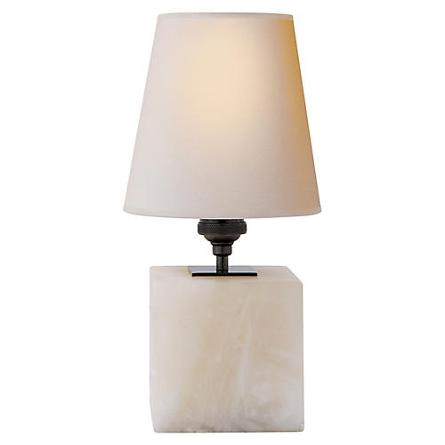 Terri Table Lamp, Alabaster