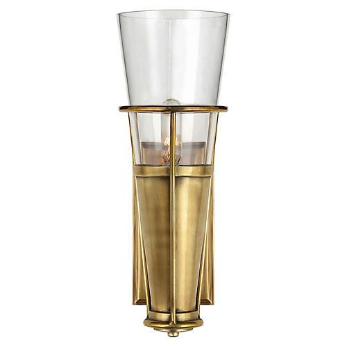 Robinson Sconce, Brass
