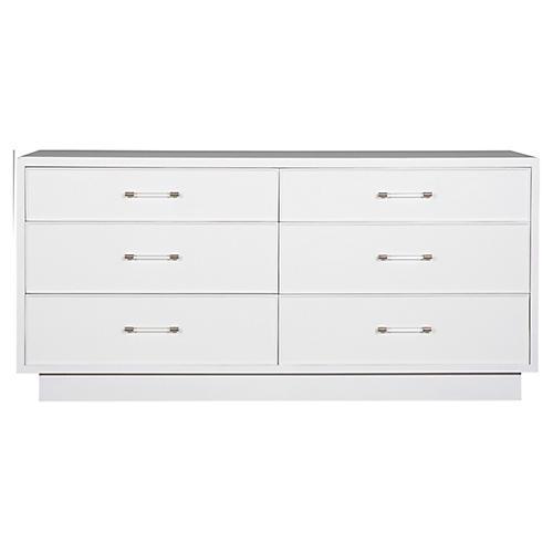 Warner Dresser, White