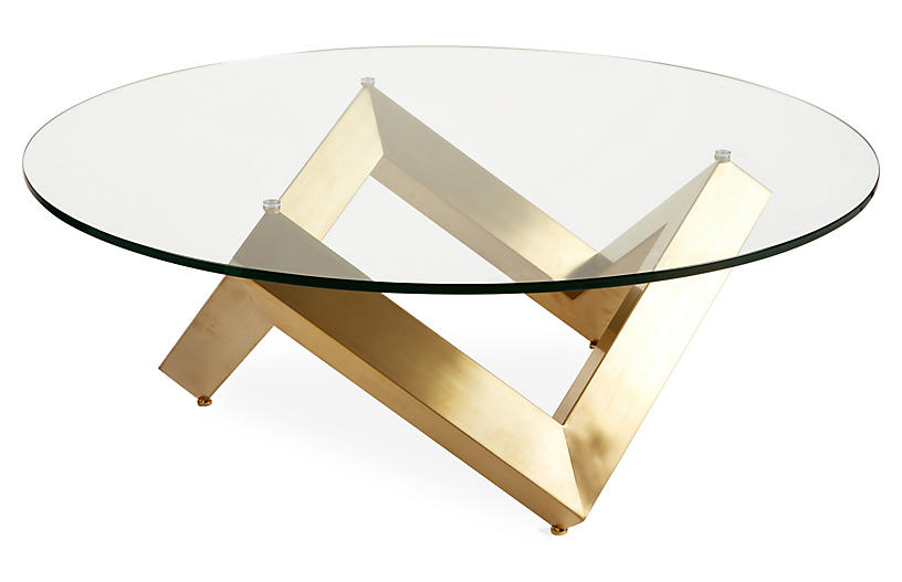 Como Coffee Table Gold Coffee Tables Living Room Furniture