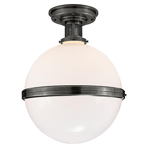 McCarren Semi-Flush Mount