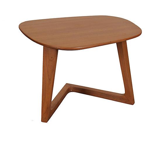 Godenza Side Table, Walnut