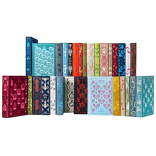 S/30 Penguin Classics Book Set Books