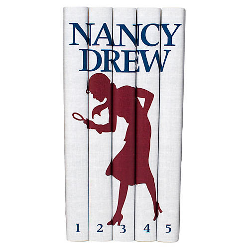 S/5 Nancy Drew Books