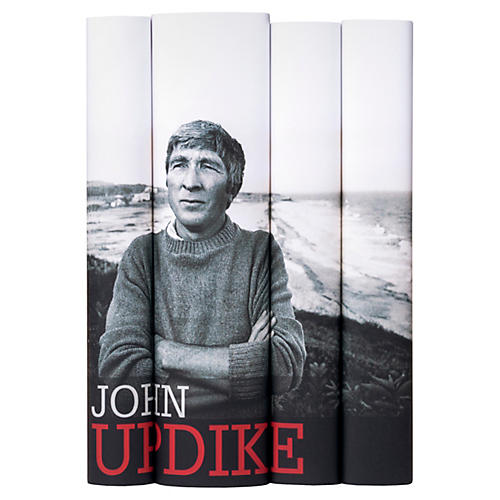 S/4 John Updike Book Set
