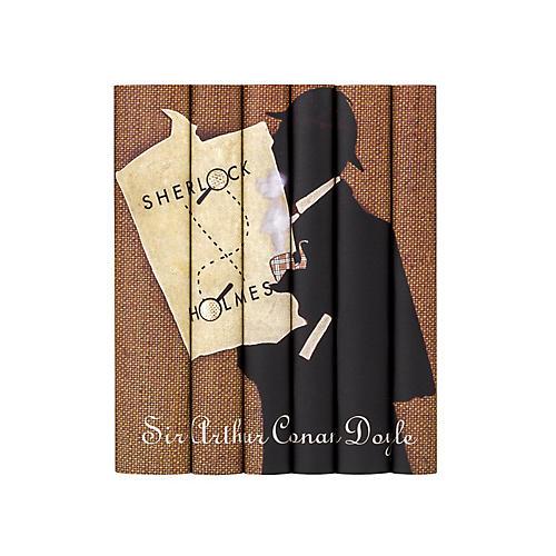 S/6 Sherlock Holmes Classics Book Set