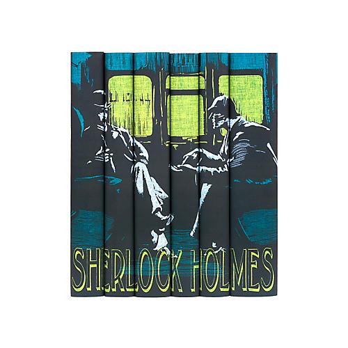 S/6 Holmes & Watson Book Set