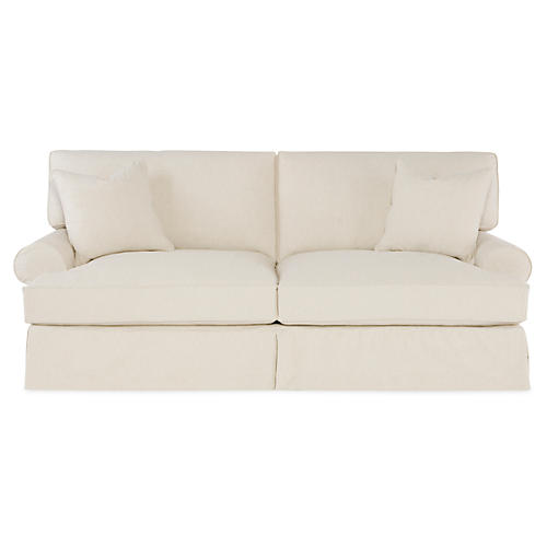 Lauren Sofa, Ecru