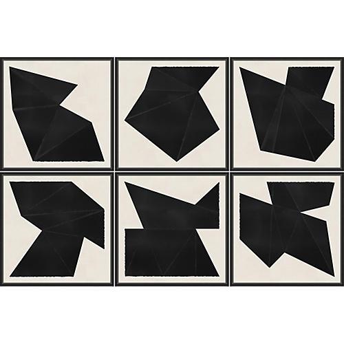 Origami 1-6, Lillian August