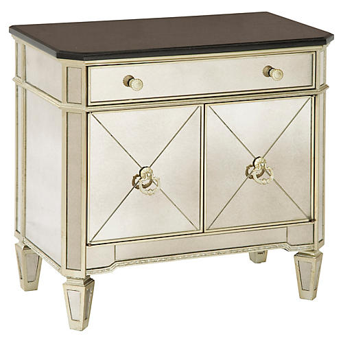 Elisabeth Mirrored Cabinet
