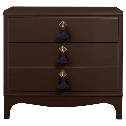 Easton Nightstand, Turkish Coffee