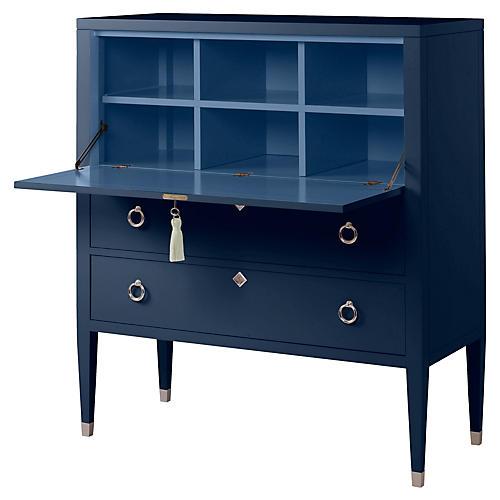 Easton Secretary Navy Blue