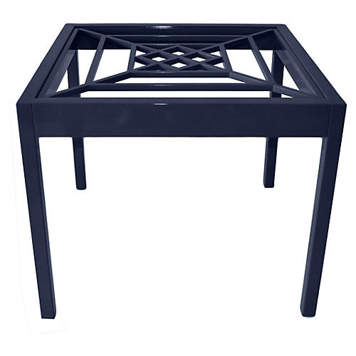Southport Game Table, Navy