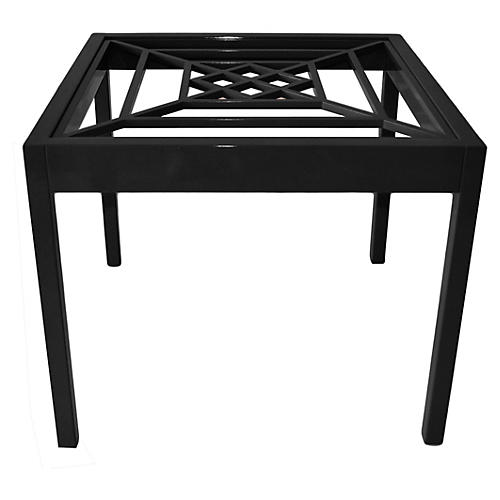 Southport Game Table, Black