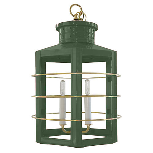Nantucket Lantern, Peale Green
