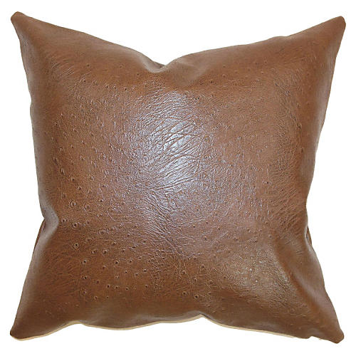 Airlie Pillow, Brown