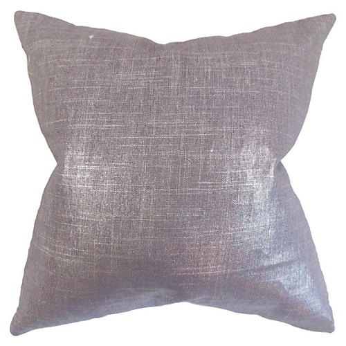 Glitz Pillow, Amethyst