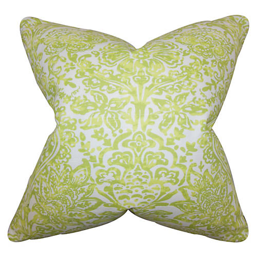 Shiloh 18x18 Pillow, Green