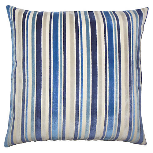 Jasper Pillow, Blue