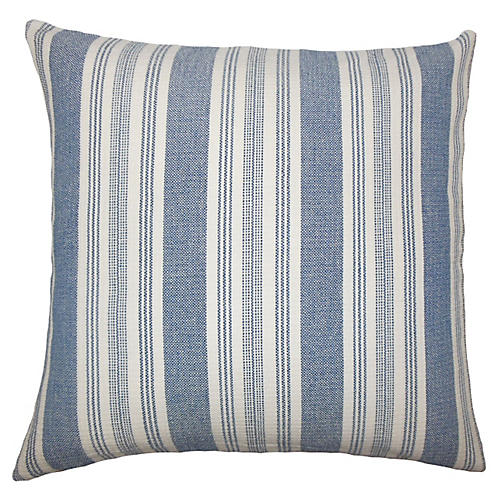 Oster Cotton Pillow, Blue