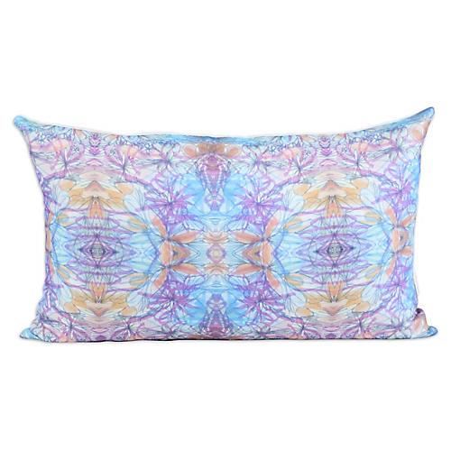 Rainforest 12x20 Lumbar Pillow, Purple