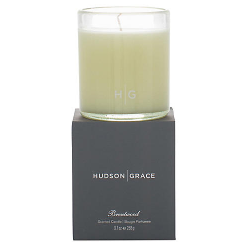 Brentwood Candle, Driftwood