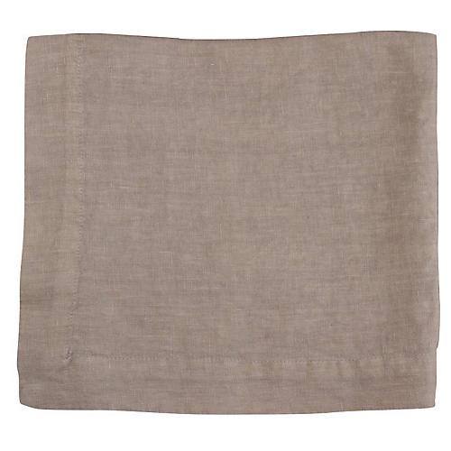 HG Linen Napkin, Stone