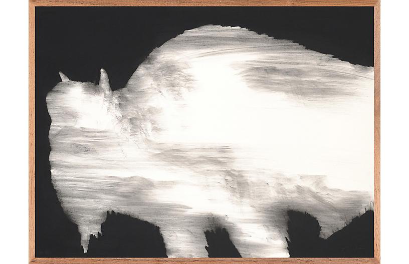 Joseph Knowles Jr., Midnight Bison