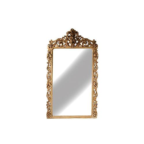 Edith Grand Mirror, Birch
