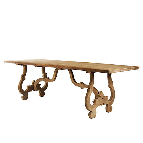 """Nora 98"""" Dining Table"""
