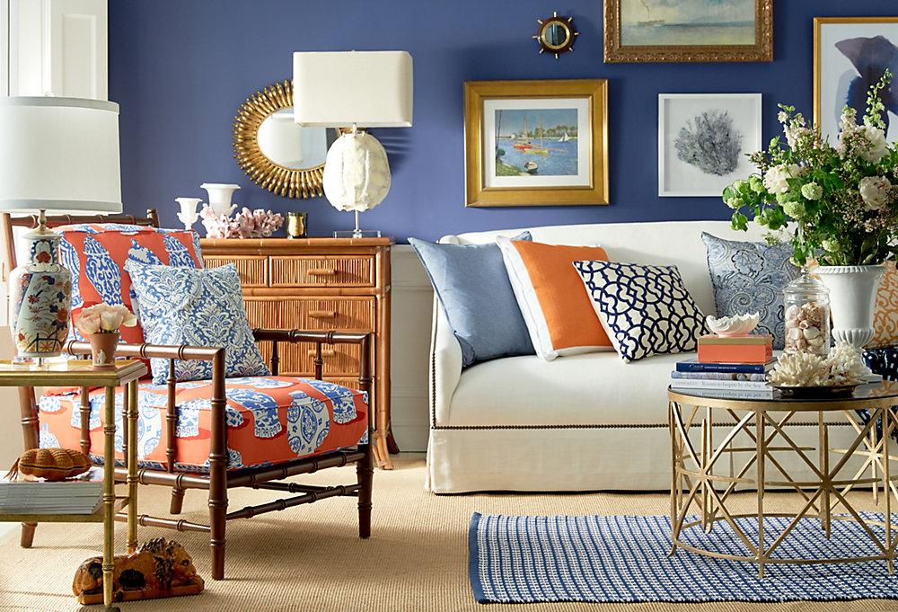 Living room one kings lane one kings lane for Room design normal