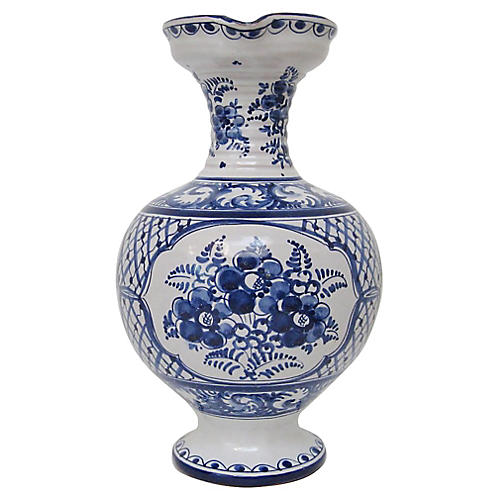 Portuguese Ceramic Pitcher