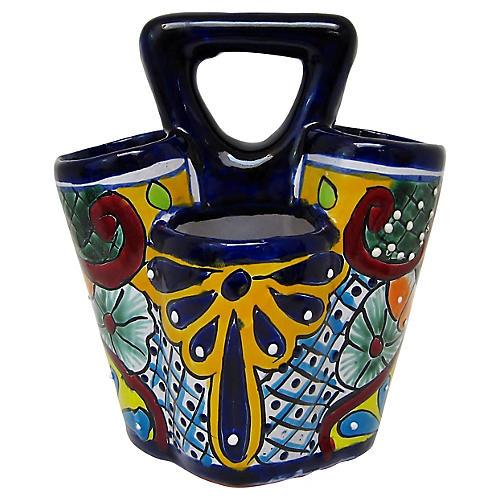 Ceramic Utensils Holder